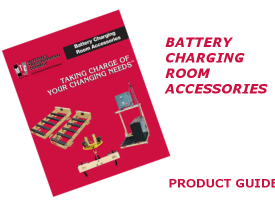 Battery Charging Room Accessories