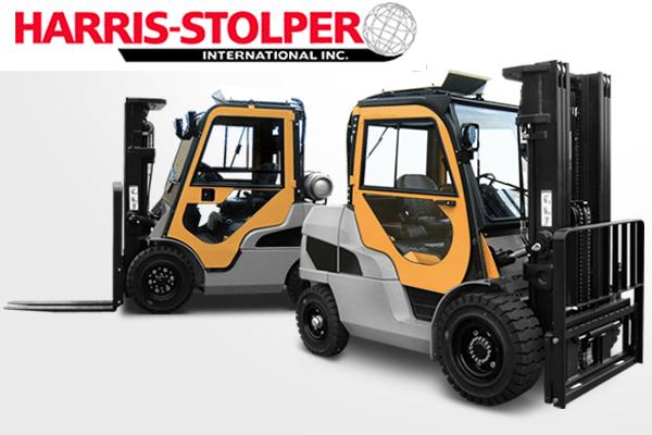 Harris Stolper Forklift Cabs
