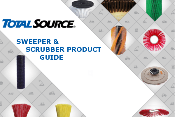 Sweeper and Scrubber Product Guide