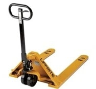 Low Profile 4 way hand pallet truck