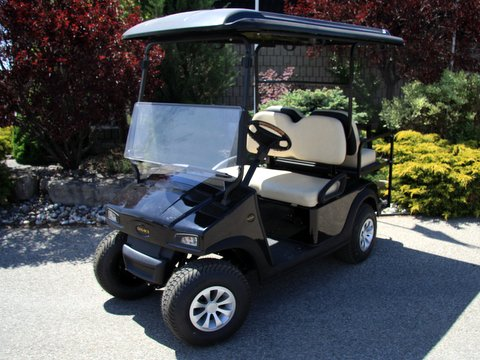 Legacy Electric Golf Cart