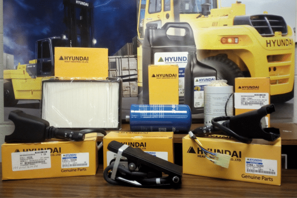 Genuine Hyundai Forklift Replacement Parts