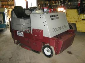 Used Powerboss Sweeper Scrubber