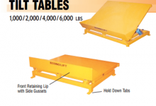 Econo lift tilt table