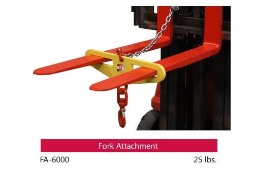 Fork Hook Attachment