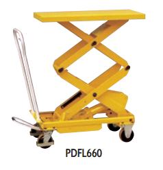 PDFL660 Portable Double Scissor Lift