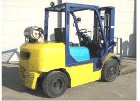 Used Forklift Komatsu FG40ZT-7