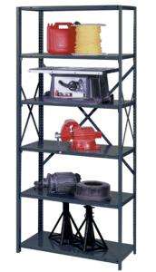 Ultracap Steel Shelving
