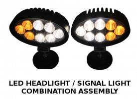 LED Headlight-signal-light