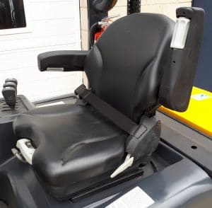 LiuGong Suspension Seat