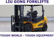 Liu Gong Forklifts