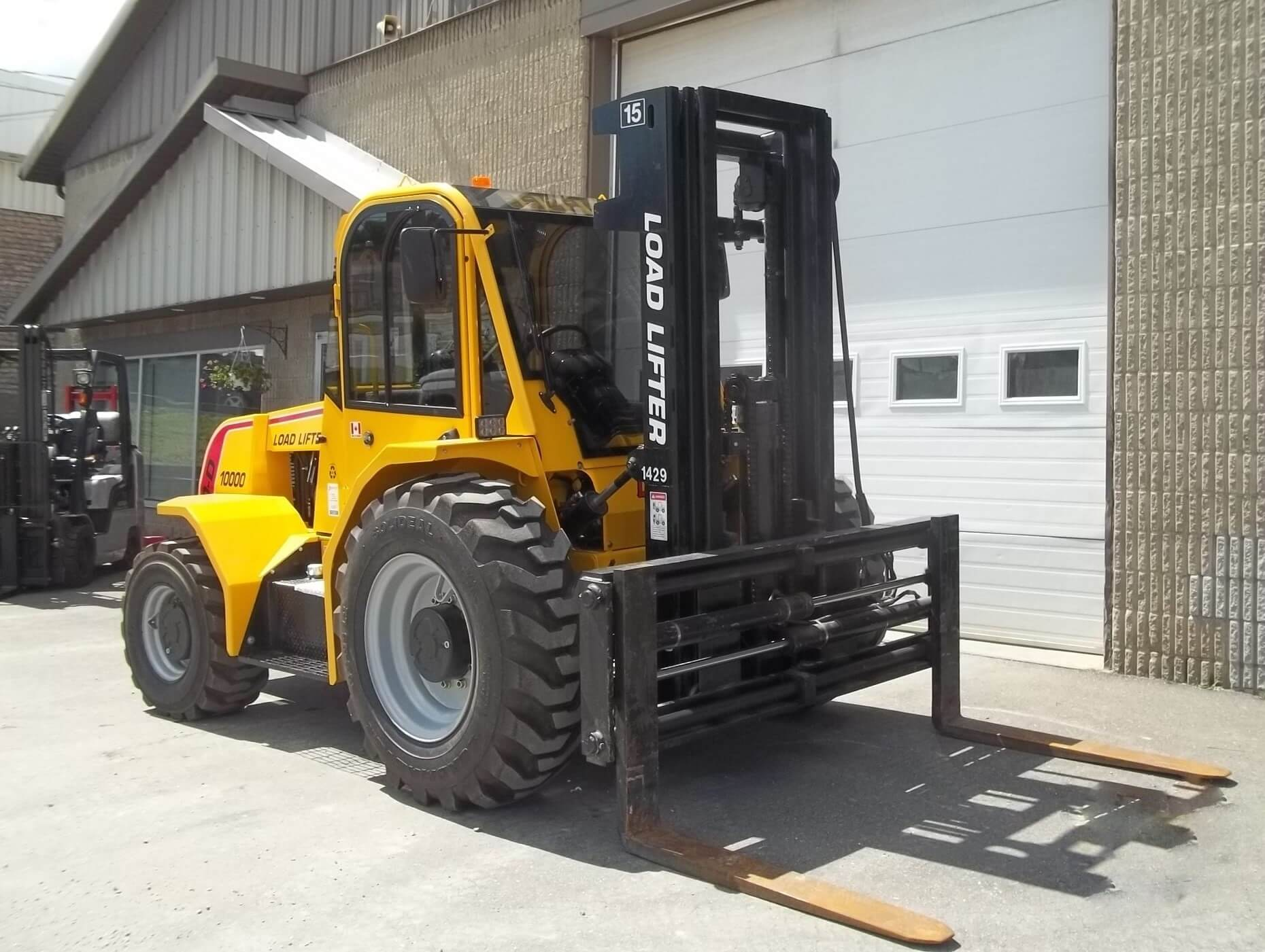 Load Lifter 2400 series forklift